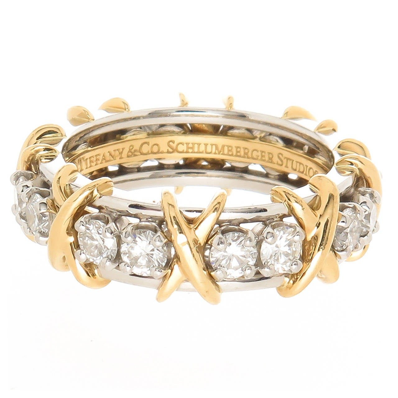 and co schlumberger platinum x ring at