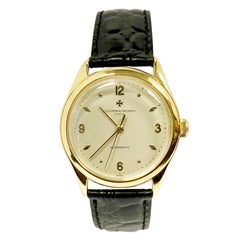 Vacheron & Constantin Yellow Gold Automatic Wristwatch