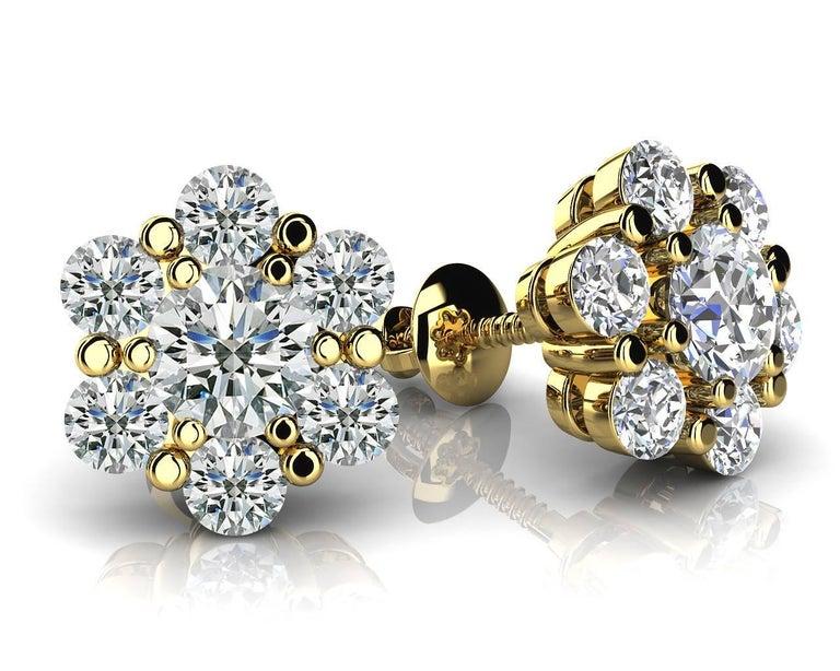 Everyday Diamond Earrings 2