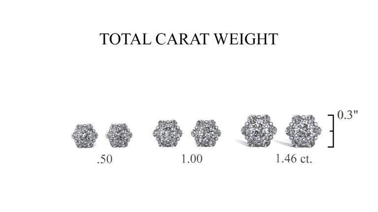 Everyday Diamond Earrings 3