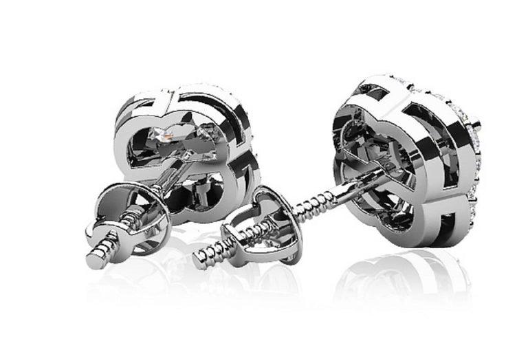 Everyday Diamond Earrings 4