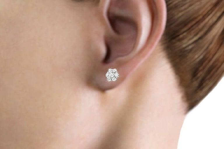 Everyday Diamond Earrings 8