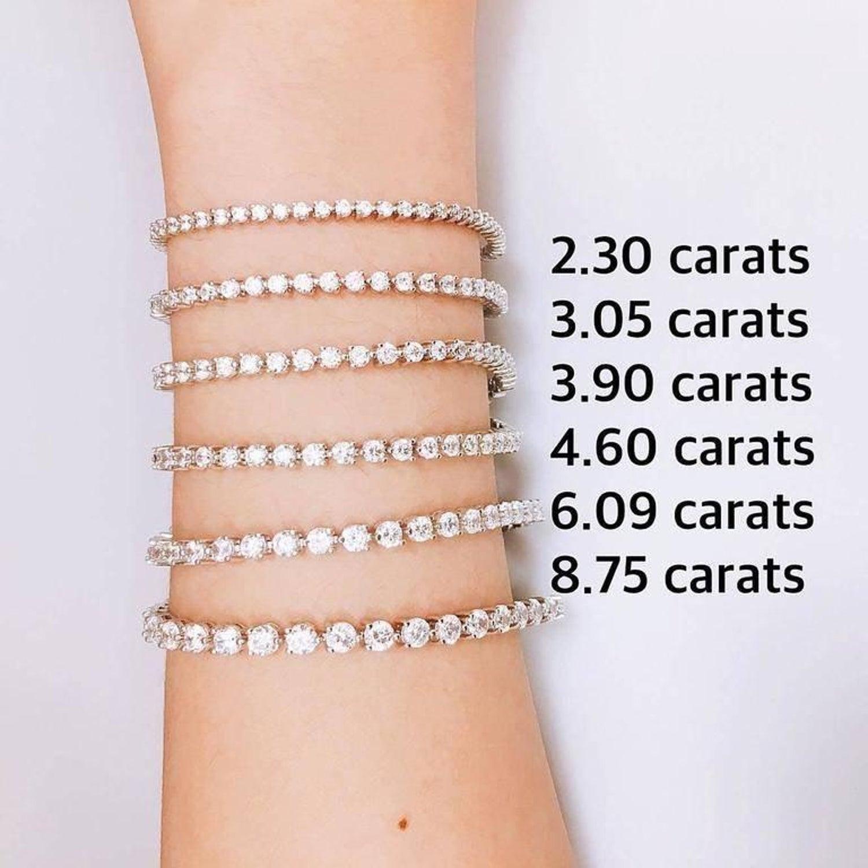 Diamond Bracelet 60 Carat