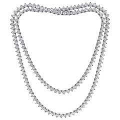 17.00 Carat Diamond Necklace