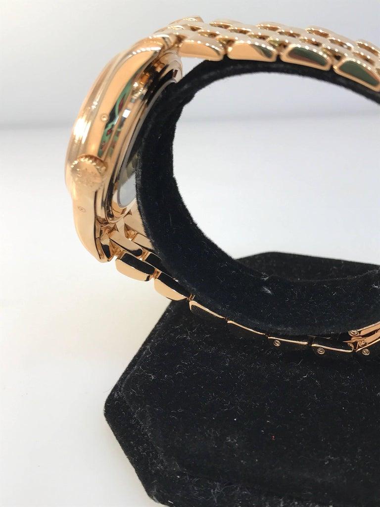 Patek Philippe rose gold Annual Calendar Bracelet Wristwatch Ref 5036/1R For Sale 2