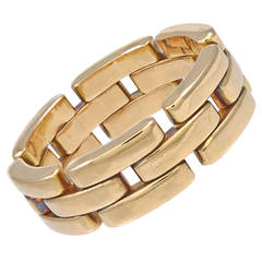 Cartier Gold Panthere Ring