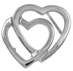 Tiffany & Co. Large Sterling Belt Buckle