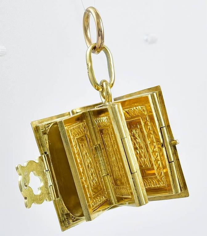 shop star square charmed solid necklace soild charm lockets gold lily cngsn