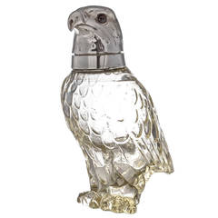 Eagle Antique Decanter