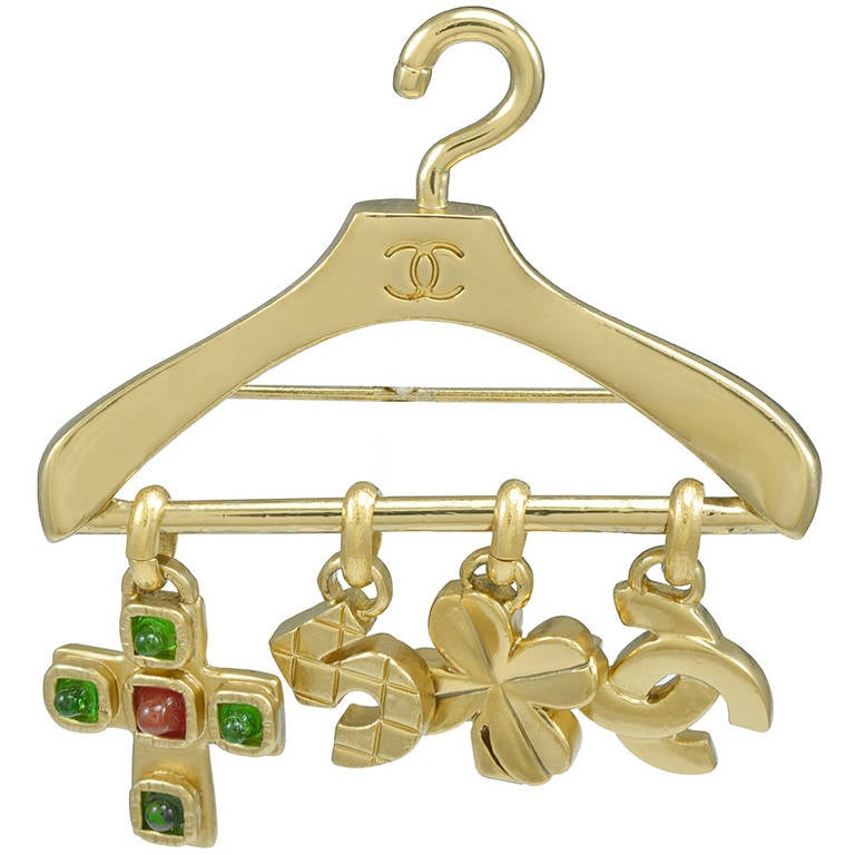 Chanel Hanger Pin For Sale
