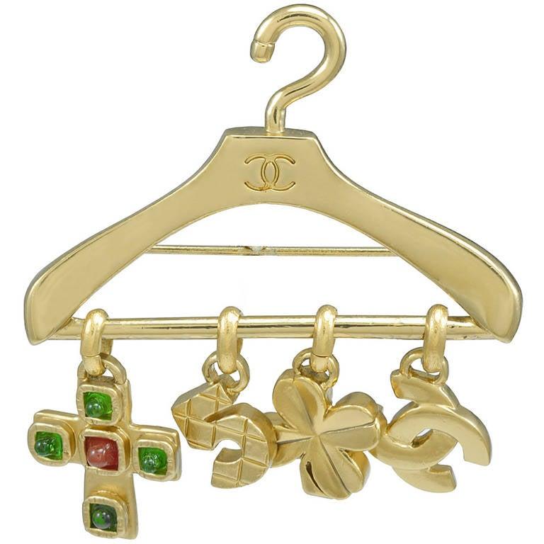 Chanel Hanger Pin 1