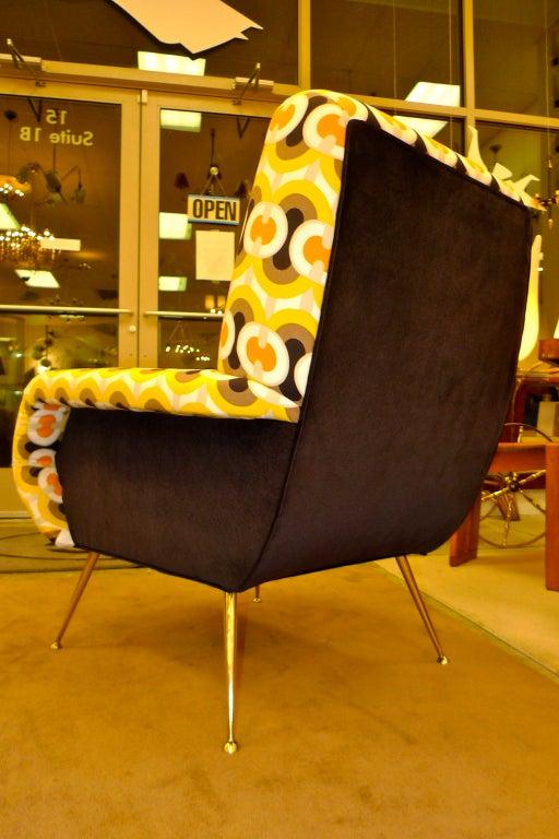 1950s Italian Lounge Chair 5
