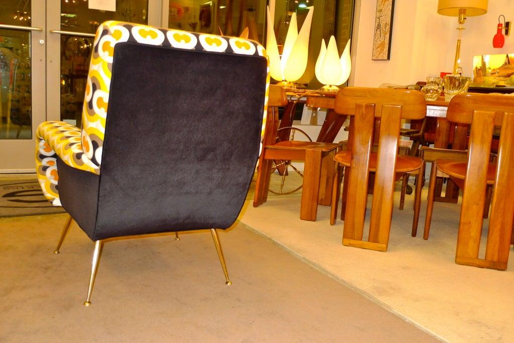 1950s Italian Lounge Chair 7