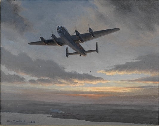 'Lancaster Bomber' (1945)