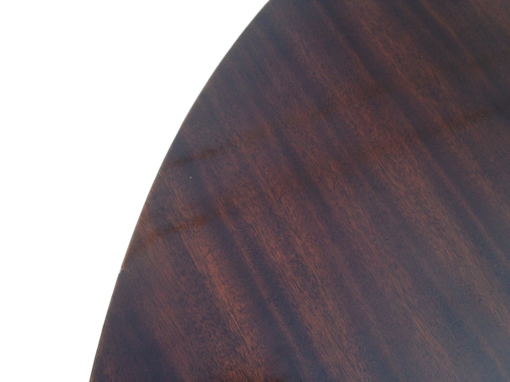 Sheraton Style Mahogany Banquet Table By Royal Furniture