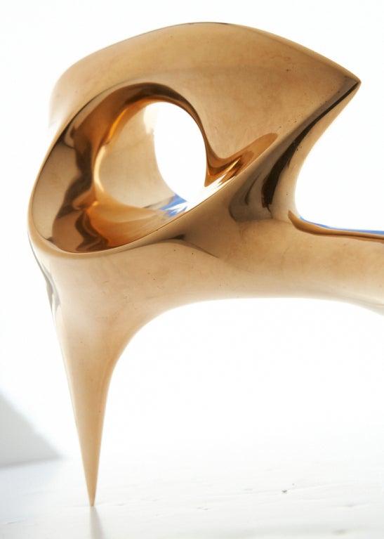 Bronze Sculpture by Antoine Poncet For Sale 5