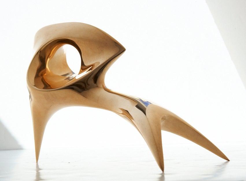 Bronze Sculpture by Antoine Poncet For Sale 4