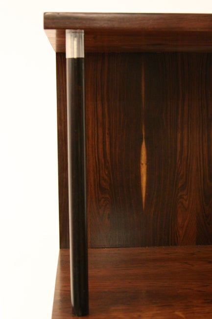 Mid-20th Century Brazilian Rosewood Bar or Cabinet by Joaquim Tenreiro For Sale