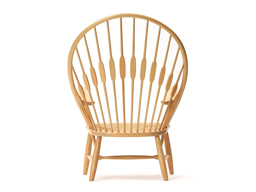 Mid-20th Century Peacock Chair by Hans Wegner For Sale