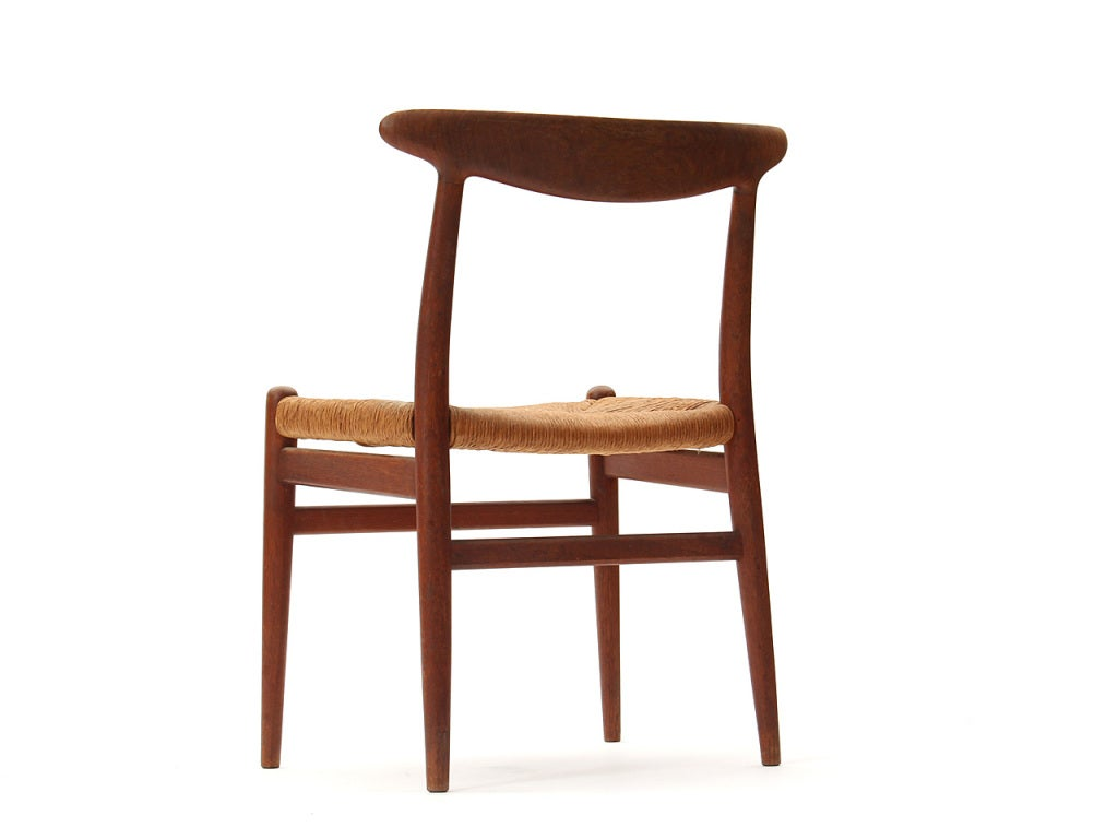 Dining chairs by hans wegner for sale at stdibs