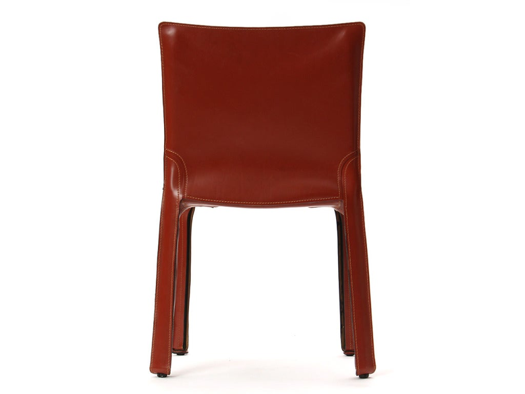 """""""Cab"""" Side Chair by Mario Bellini 8"""