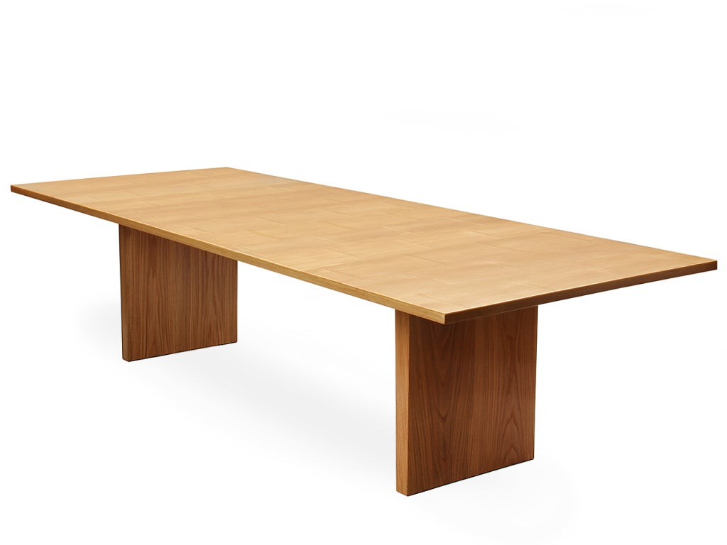 bespoke bamboo dining table by wyeth at 1stdibs