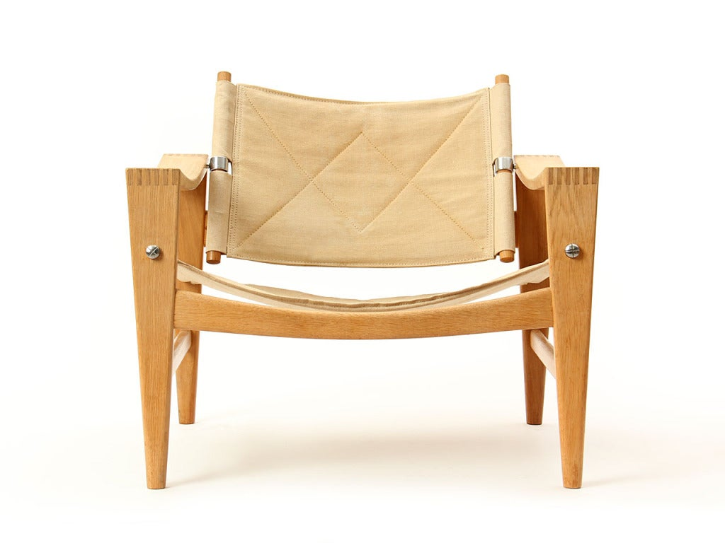 Safari chairs by Hans J. Wegner 2