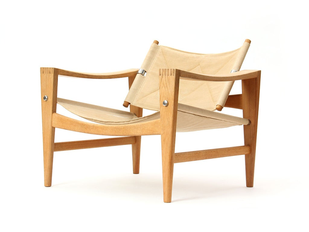 Safari chairs by Hans J. Wegner image 3