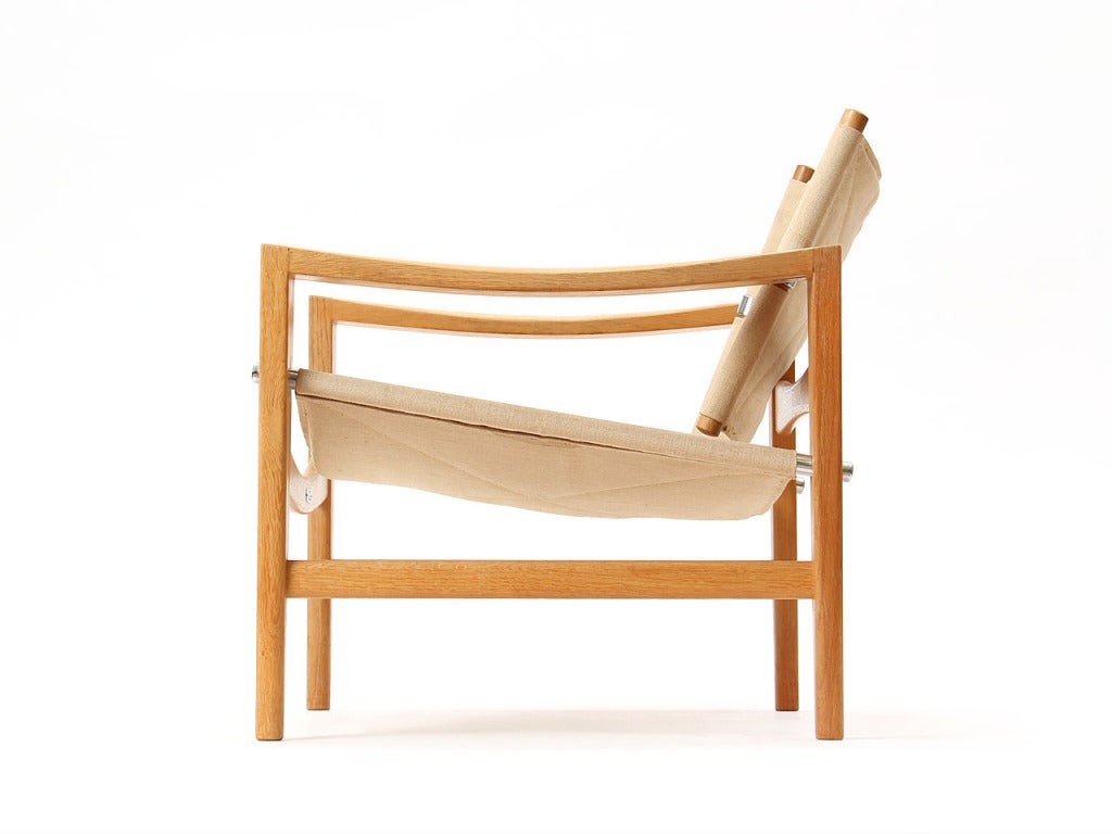 Safari chairs by Hans J. Wegner 4