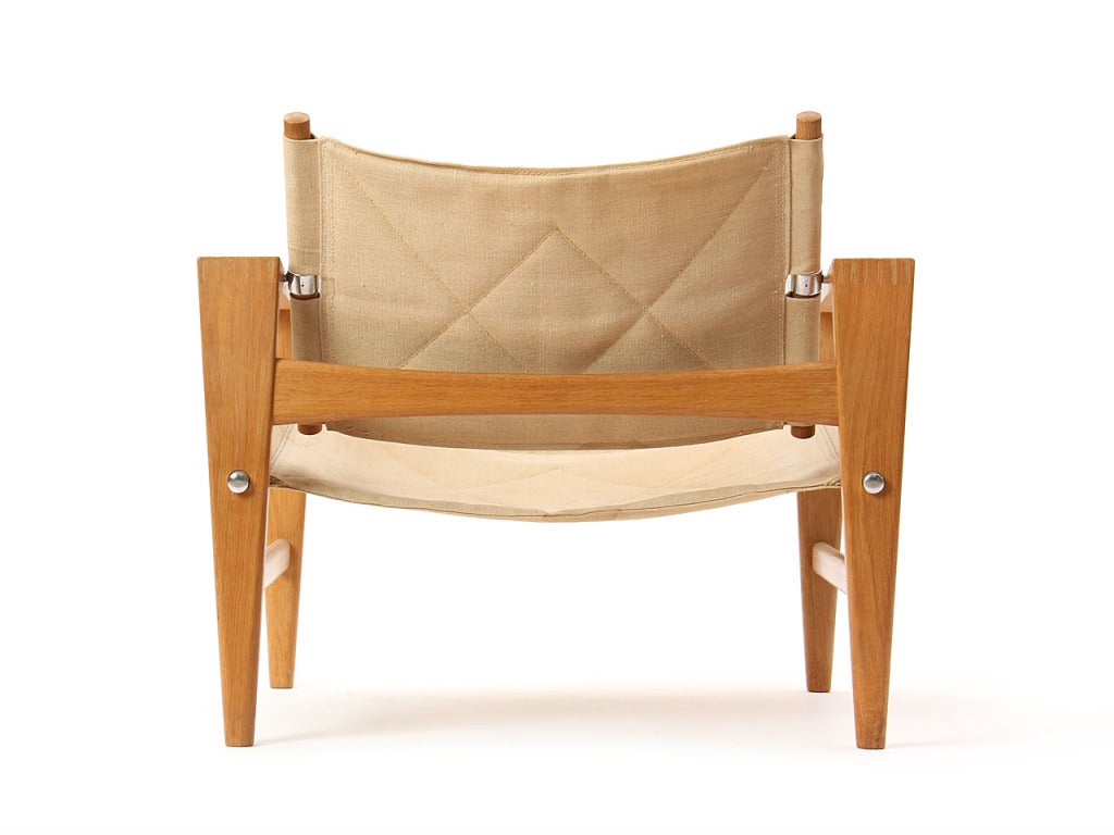 Safari chairs by Hans J. Wegner 5