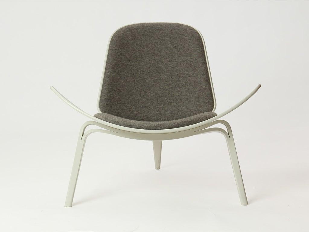 The Shell Chair By Hans J Wegner At 1stdibs