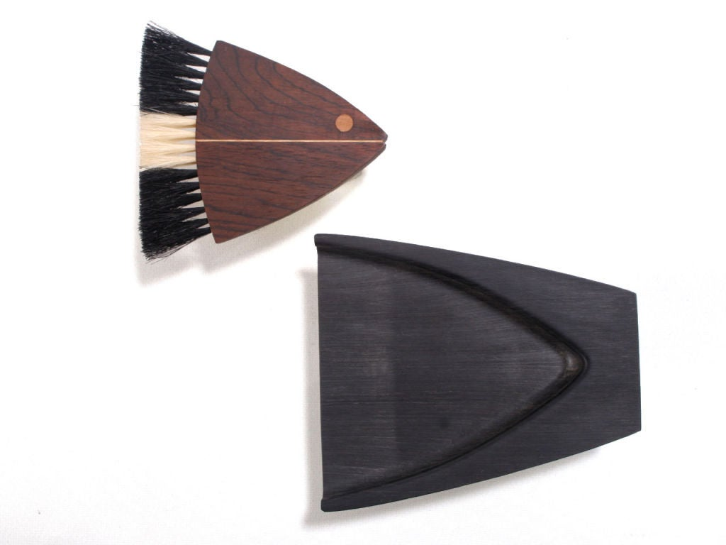 Crumb Brush And Dustpan By Laurids Lonborg At 1stdibs