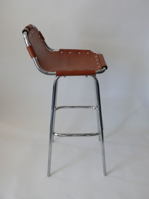20th Century Les Arcs Barstools For Sale