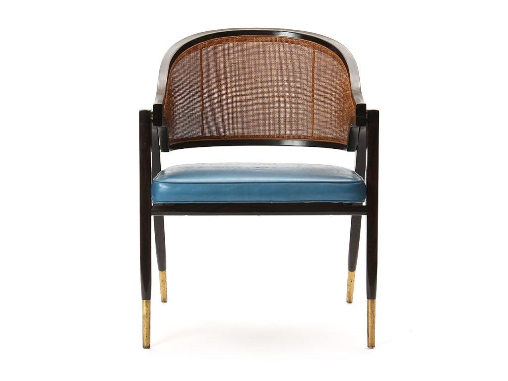 """A-frame"" chair by Edward Wormley 2"