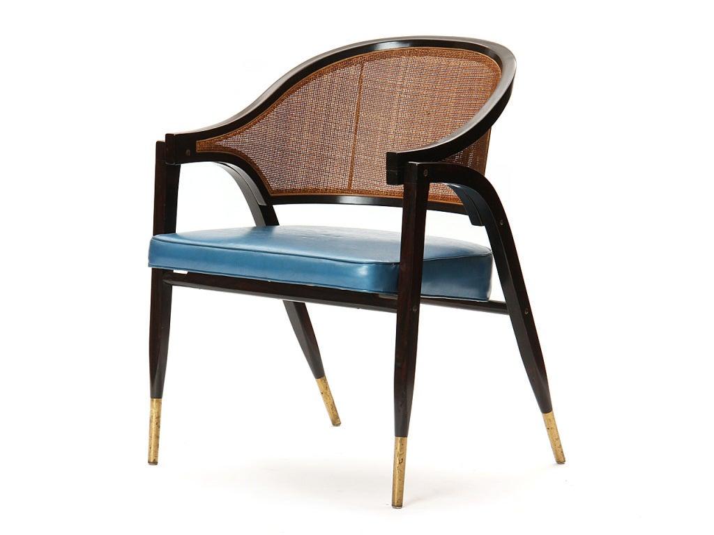 """A-frame"" chair by Edward Wormley 3"