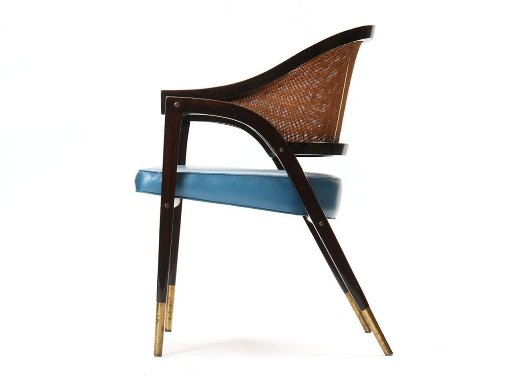 """A-frame"" chair by Edward Wormley 4"