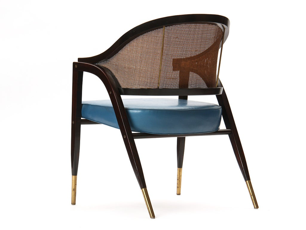 """A-frame"" chair by Edward Wormley 5"