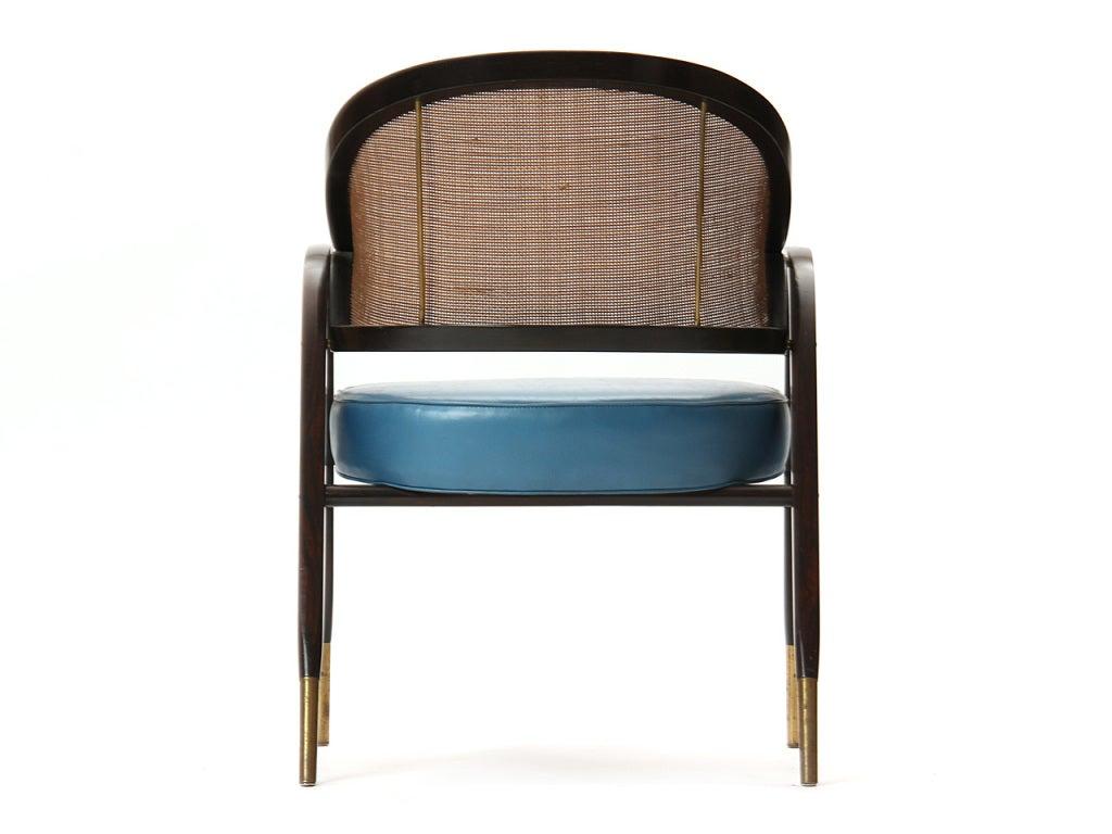 """A-frame"" chair by Edward Wormley 6"
