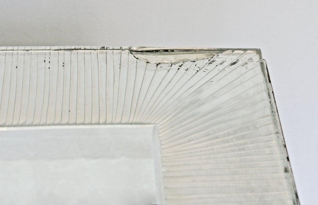 Fabulous silver leaf art deco dresser by johann tapp for Art deco furniture chicago