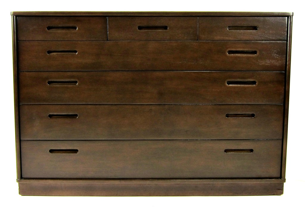 American Pair of Chests by Edward Wormley for Dunbar For Sale