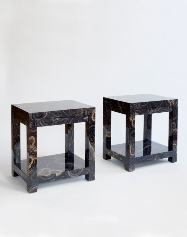 Contemporary Liz O'Brien Editions the James Table For Sale