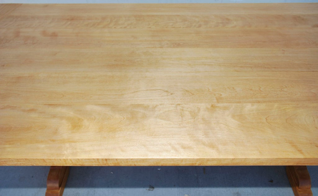 Country Dining Table, Custom Made by Petersen Antiques  For Sale 3