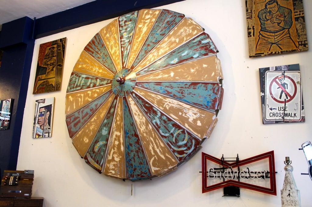 Classic 1950's Patio Umbrella 5