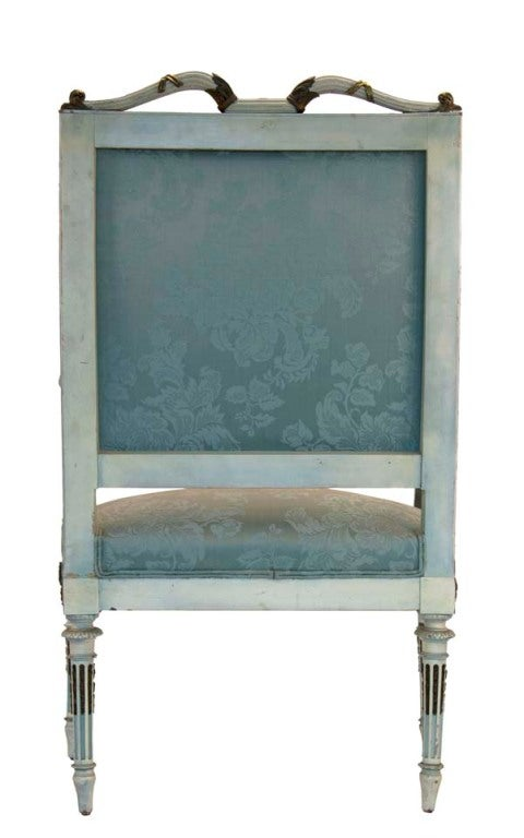 Georges Jacob French Louis Style Chair For Sale 2