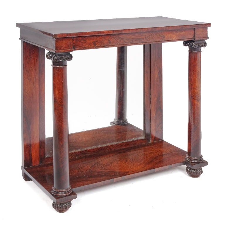 19th Century Console Table 2