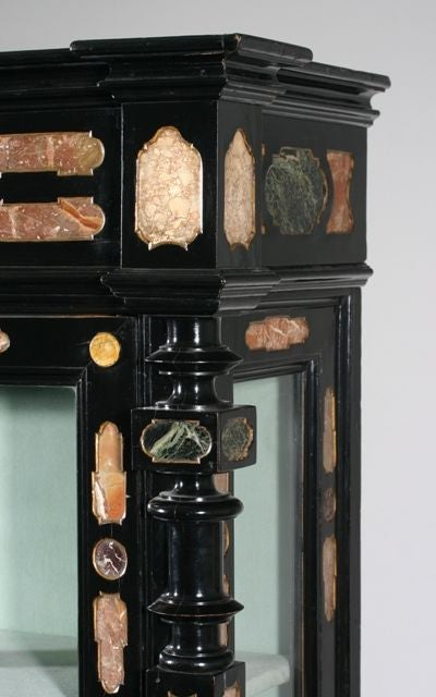 A Pietra Dura Cabinet 3