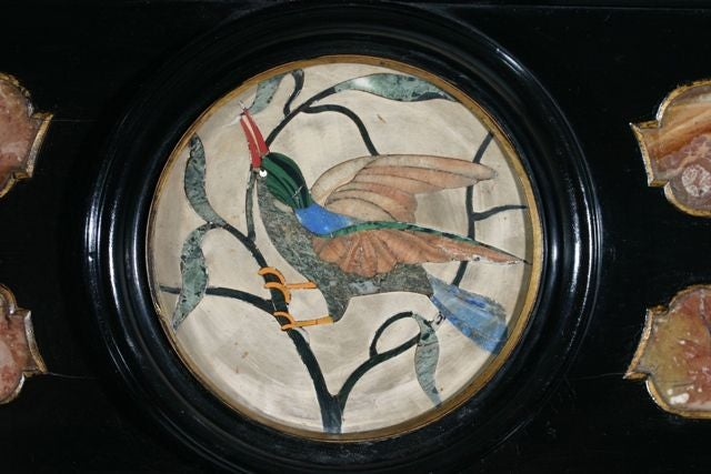 A Pietra Dura Cabinet For Sale 1
