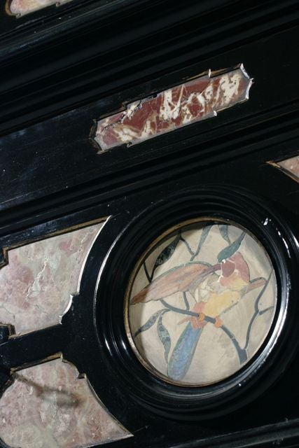 A Pietra Dura Cabinet image 6
