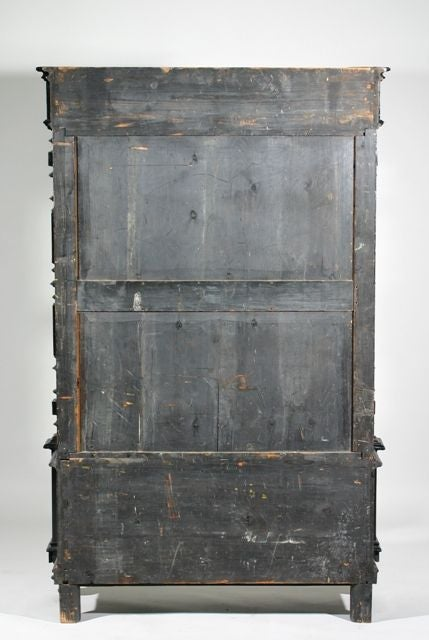 A Pietra Dura Cabinet For Sale 4