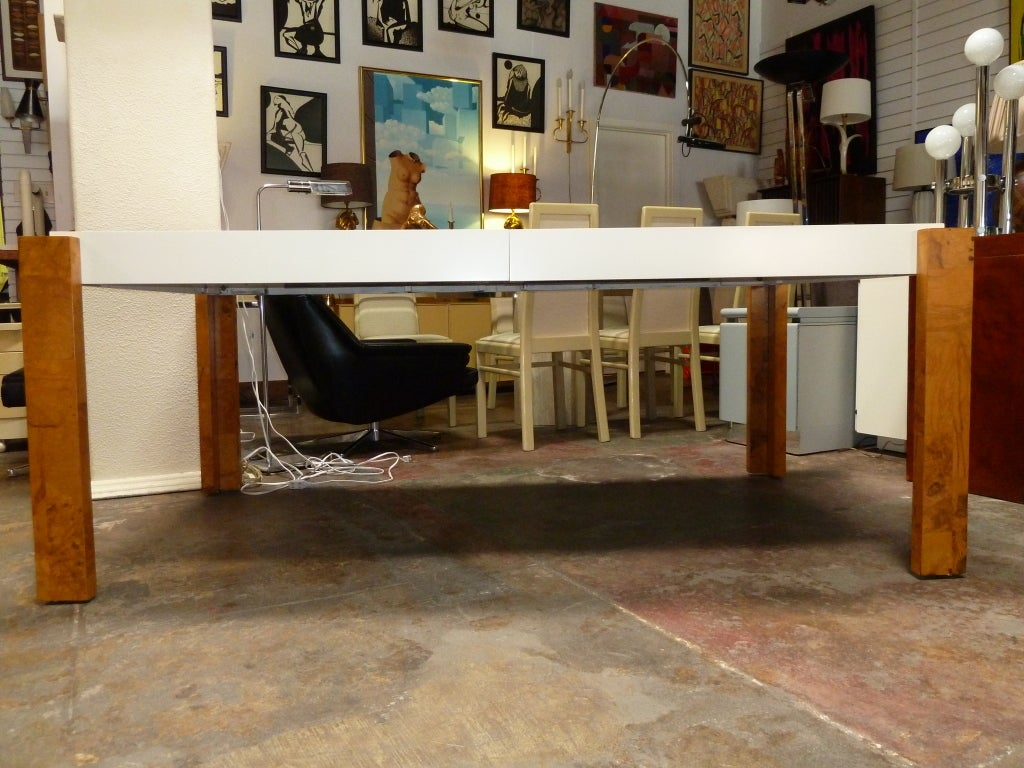 American Parson Dining Table by  Milo Baughman
